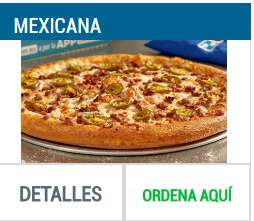 Domino's segunda pizza GRATIS con Scotiabank