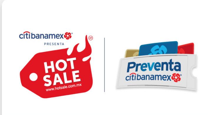 HOT SALE | PREVENTA CITIBANAMEX; TODOS LOS COMERCIOS PARTICIPANTES (22 MAYO 2020) (20% de bonificación en tus compras a MSI)