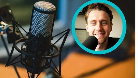 Udemy - (Hobby) Cómo iniciar un Podcast - Guía COMPLETA de Podcasting - En Ingles