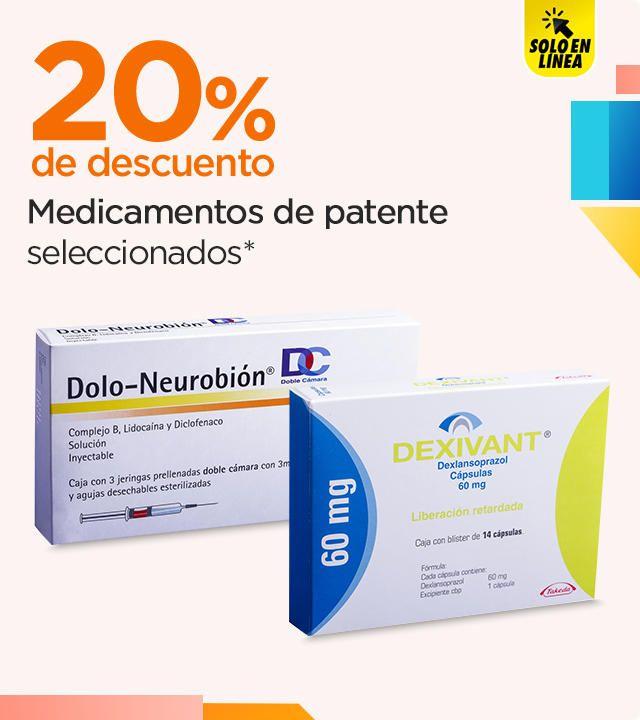 Chedraui: 20% de descuento en medicamentos de patente
