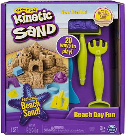 Amazon: Kinetic Sand, Un día en la playa