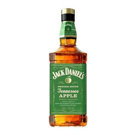 Sam's Club: Jack Daniels Apple 700 ml Recuerda a manzanas frescas recién recolectadas reunidas en un vaso de Jack