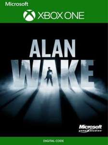 Xbox Game Pass: Alan Wake 21 Mayo (Xbox One y PC)