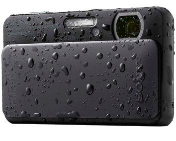 Decompras.com: cámara Sony contra agua y golpes, pantalla táctil y fotos 3D a $3,299