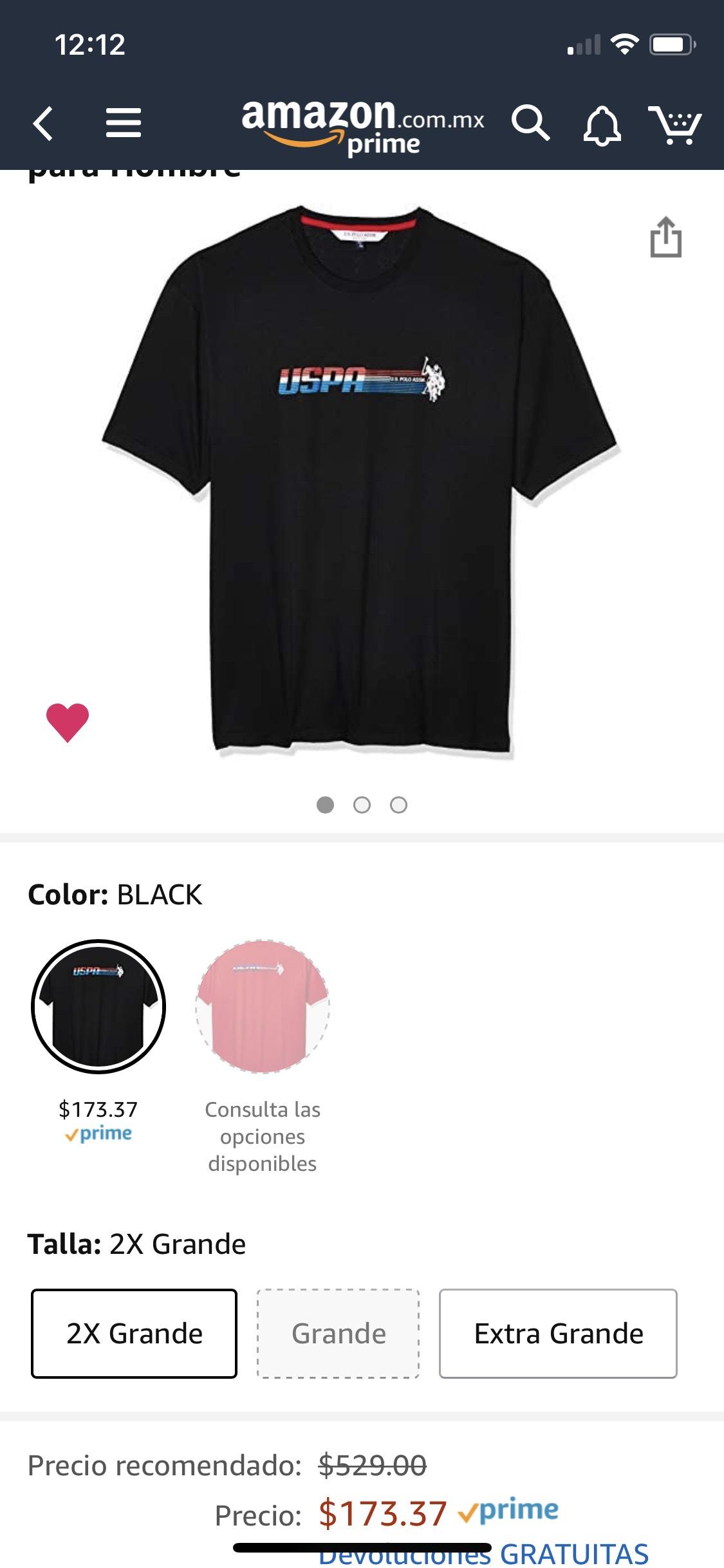 Amazon: Camisa Adidas