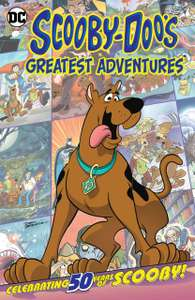 Kindle, Google Play y Comixology: Comics Scooby-Doo COMPLETOS. en inglés.