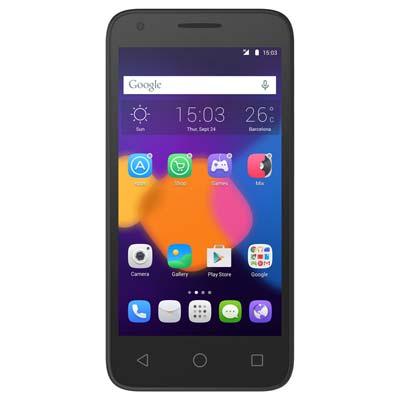 Elektra: Alcatel Pixi 3 4G (OT 5017)  con 8GB de interna expandible, camara de 8Mpx a $1499
