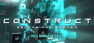 Indiegala [PC]: Construct: Escape the System ¡GRATIS!