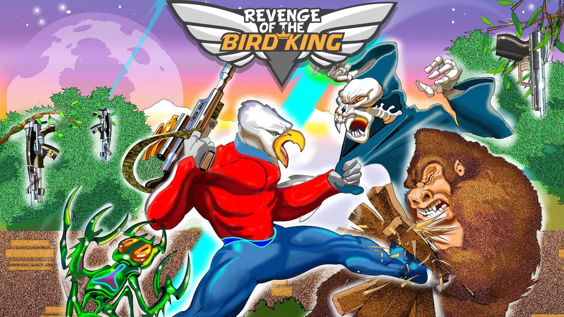 Revenge of the Bird King (Nintendo Switch).