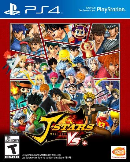 Amazon: J-stars Victory para Playstation 4 a $361