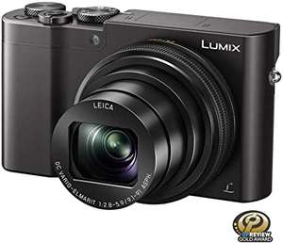 "Amazon Panasonic LUMIX DMC-ZS100/TZ100 Sensor de 1"" (4k, 10x Zoom) 20.1 Megapixeles"