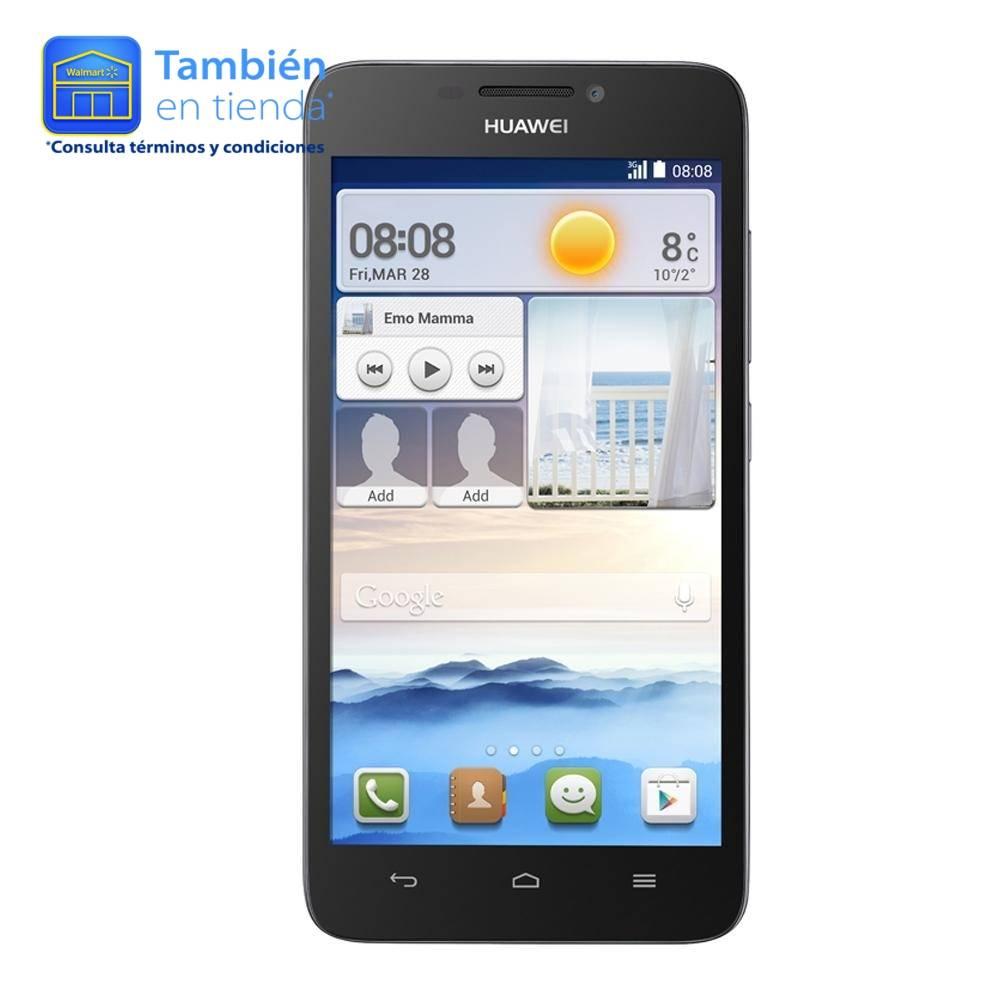 Walmart en línea: Smartphone Huawei Ascend G630 Negro Movistar a $1,499