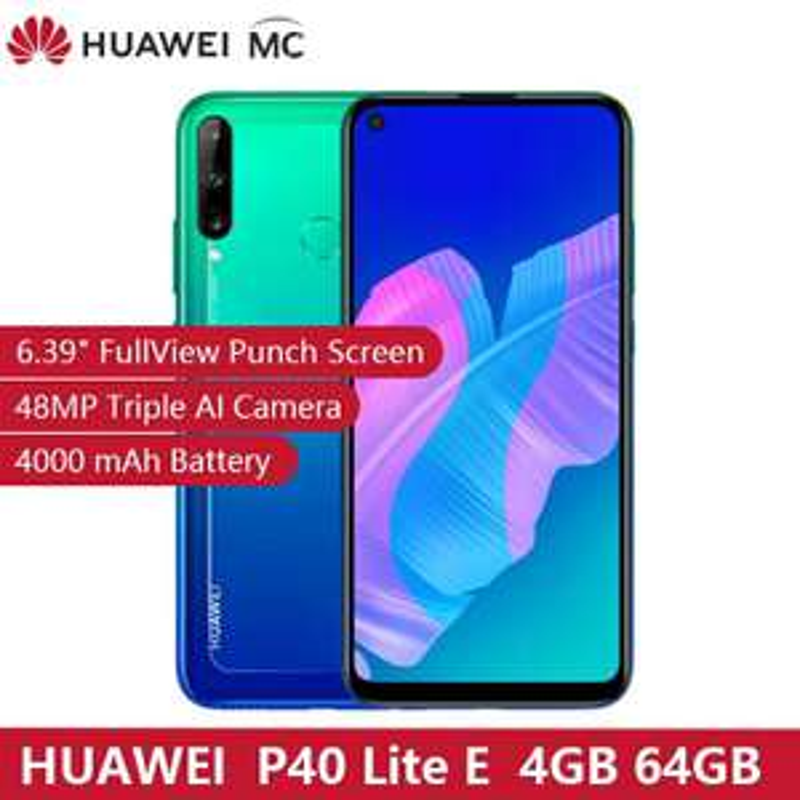 Huawei p40 lite E Aliexpress DHL