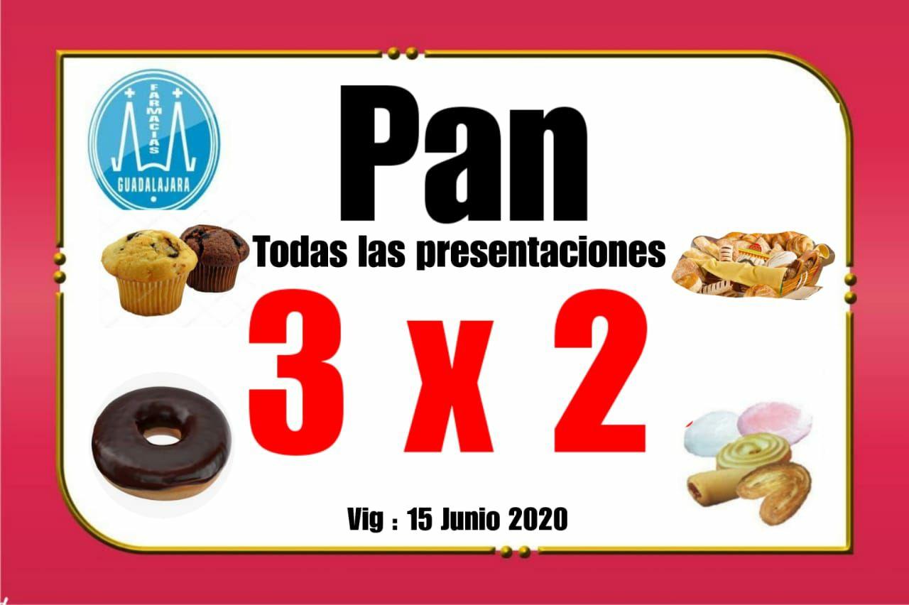 Panes Farmacias Guadalajara