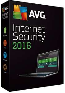 AVG Internet Security 2016 Gratis