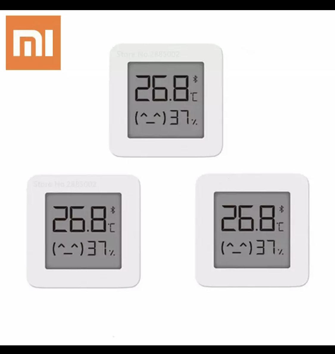 AliExpress: 3x termómetro higrómetro bluetooth Xiaomi Mijia 2