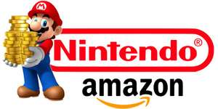 Amazon: NINTENDO (varios)
