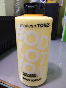 Superama: Body lotion mades.tones