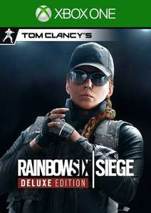 Cdkeys: Tom Clancy's Rainbow Six Siege Deluxe Edition Xbox One UK