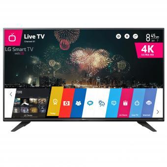 "Linio: Televisión LG 43UH6100 SmartTV LED 4K UHD - 43""-Negro $8,499"