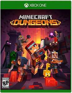 Minecraft Dungeons en Game Pass Xbox One/PC (26 de mayo)
