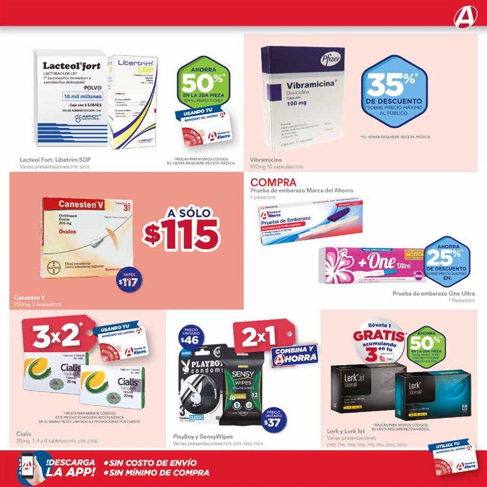 Farmacias del Ahorro: Preservativo Playboy