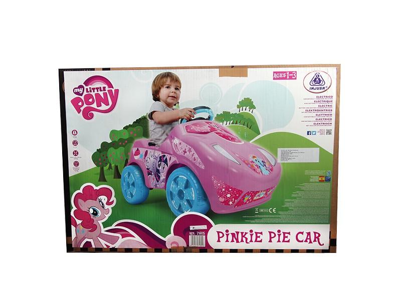HEB en línea: Montable Eléctrico 6v, My Little Pony, de $4,500 a $999.