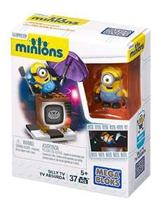 Amazon: Set de MegaBlock de los Minions