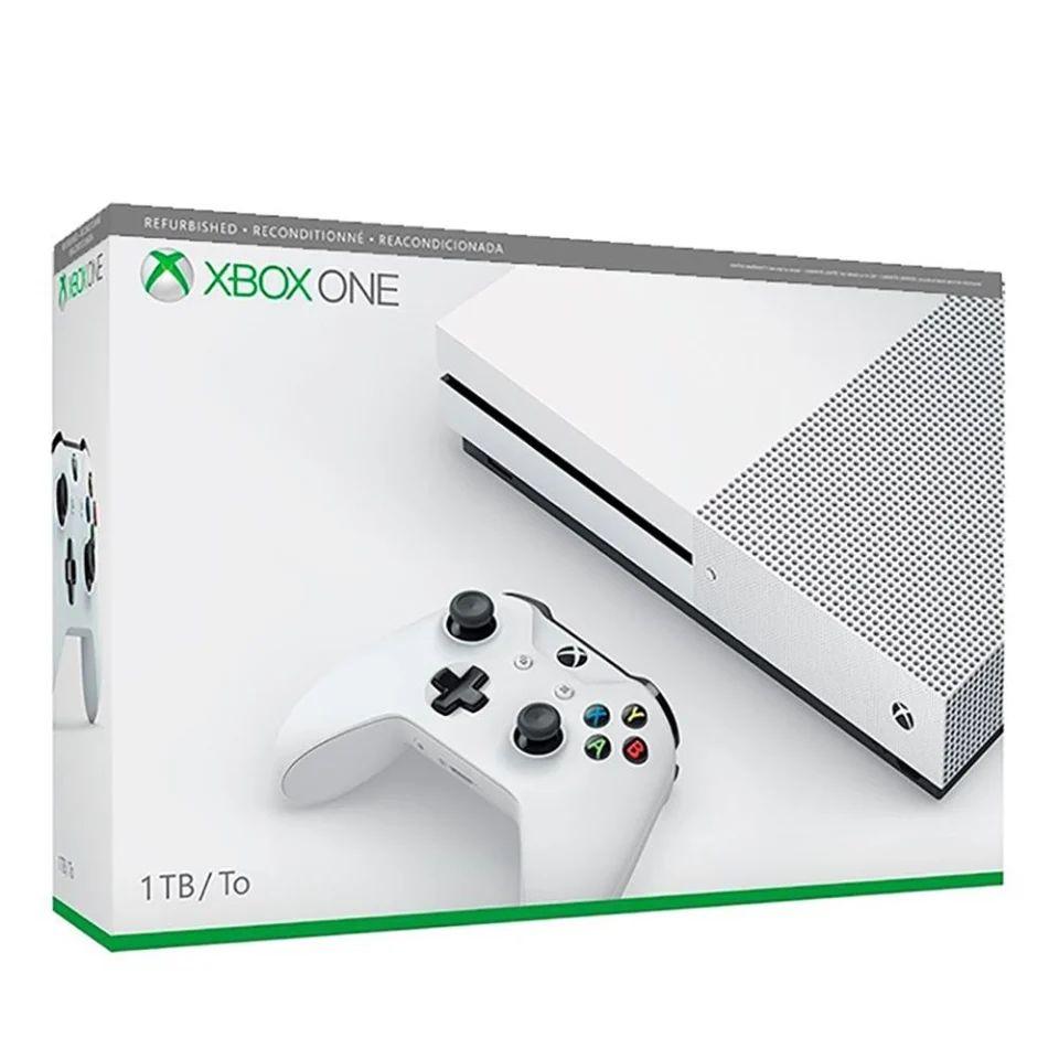 Amazon: Xbox One S reacondicionada con Citibanamexpay