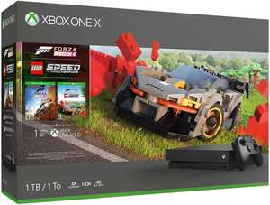 Amazon: Xbox One X Forza Horizon 4 (Bonificacion Citibanamex Pay)