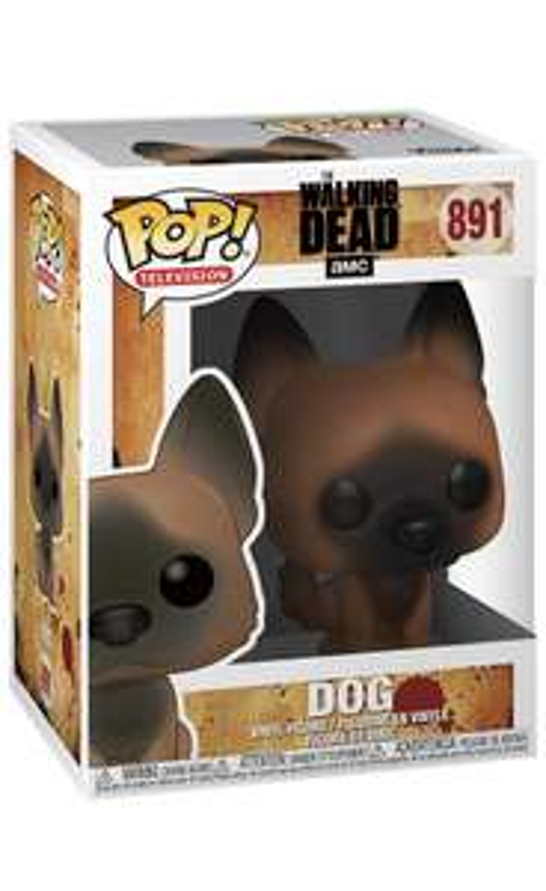 Amazon: Funko Pop The Walking Dead -Dog