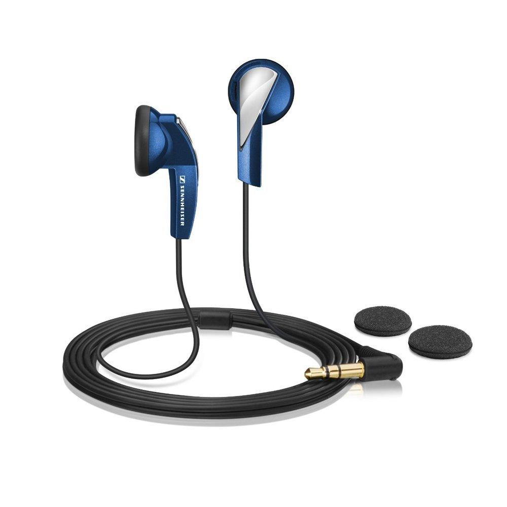 Amazon MX: audífonos Sennheiser 505435 365, azul a $166