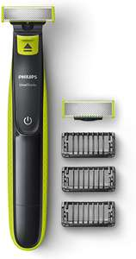 Amazon: Recortador de barba recargable Phillips one blade