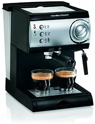 Amazon: Cafetera con espumador