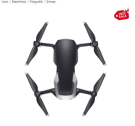 Costco : Dron DJI Mavic Air $13,599 con Citibanamex + Cúpon Pay Pal