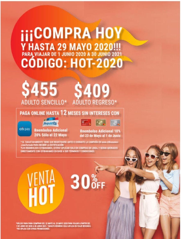 Vallarta Plus $455 Viaje Sencillo