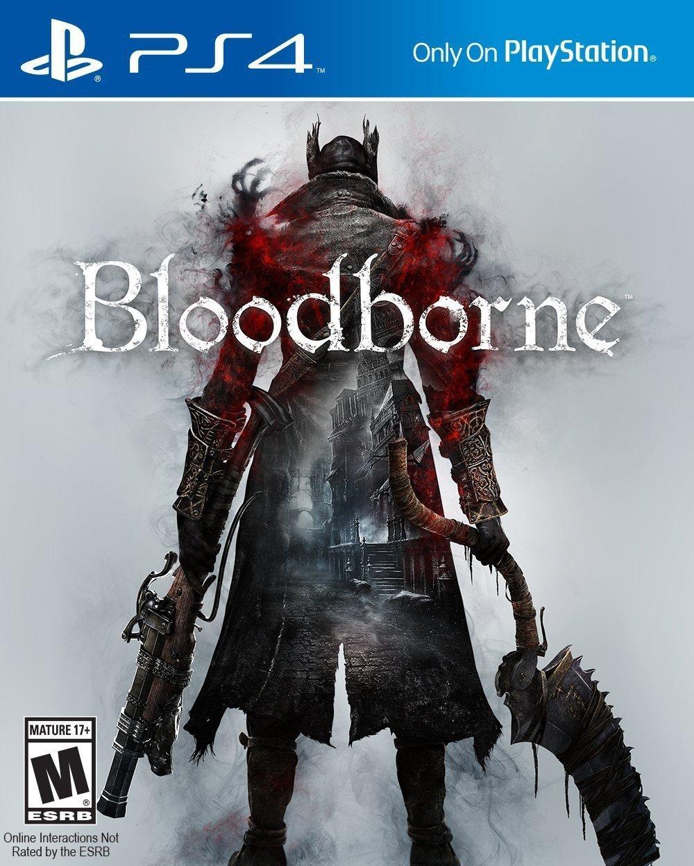 Amazon: Bloodborne para Playstation 4 a $376 y más juegos