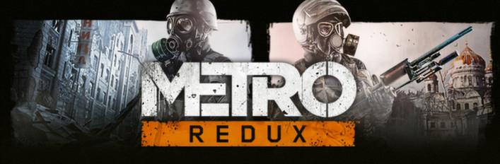 Steam: Metro Redux bundle (oferton de entre semana) a $67.49