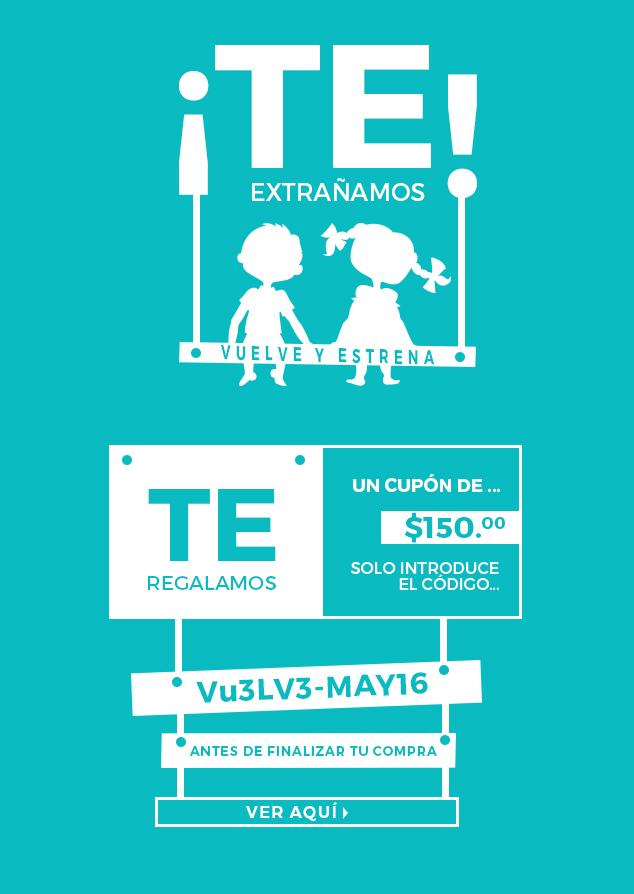 Gaudena: Cupón de $150 más ENVIO GRATIS pagando al recibir
