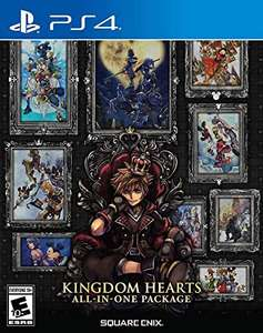 Amazon: KINGDOM HEARTS All-in-One Package - Bundle Edition - PlayStation 4