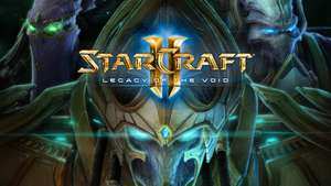 Battle.net: StarCraft II Legacy of the Void 25% de descuento
