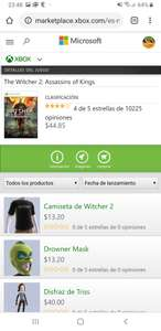 Microsoft Store: The Witcher 2: Assassins of Kings . Retrocompatible