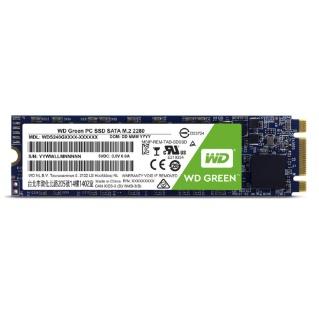 Cyberpuerta: SSD Western Digital WD Green, 480GB, SATA III, M.2 con citipay a msi