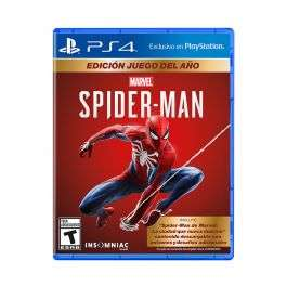 Spider-Man GOTY: Muebles America