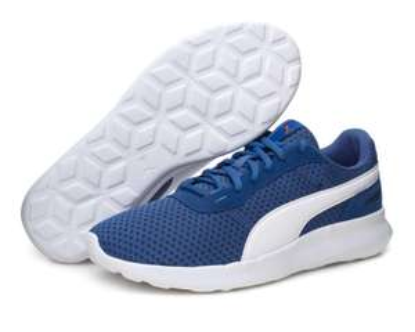 Coppel: Tenis Puma ST Activate Jr color Azul