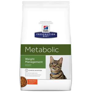 Petngo: Feline Metabolic - Hill's Prescription Diet 3.8 kg