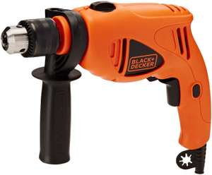 Amazon Taladro Rotomartillo Black & Decker 550w