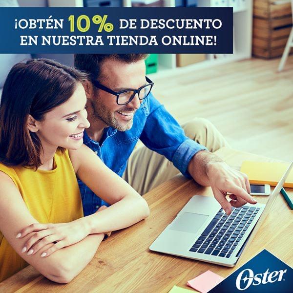 Oster HotSale: 10% descuento