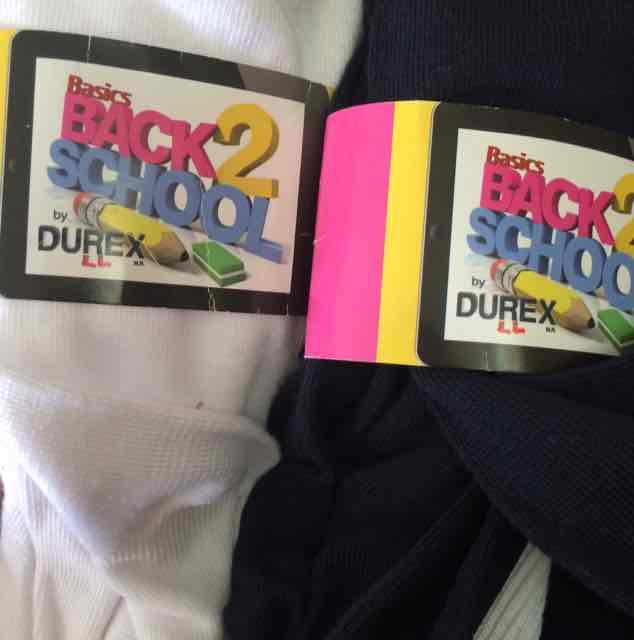 Walmart cd judicial Puebla: paquete con 3 pares de calceta $10