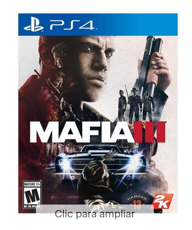Best Buy: Mafia 3 ps4